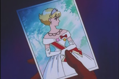 Princesa Rubina, Sailor Moon