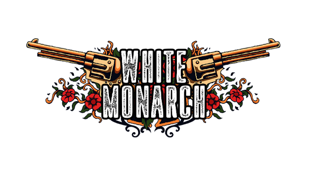 white monarch book