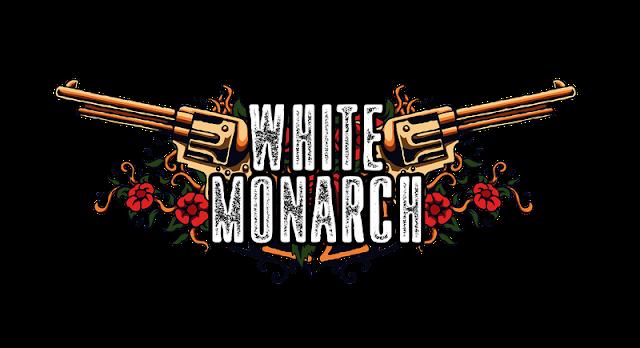 white monarch book