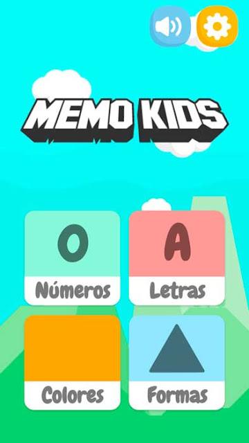 memo kids gratis