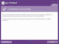 Copy Protect- screen 5