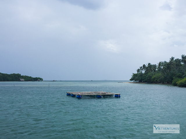 Tham quan quần thể Đảo Bà Lụa, Hà Tiên