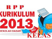 Contoh RPP Kurikulum 2013 Kelas 1 Semua Pembelajaran Revisi 2016