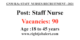 Himachal Pradesh 90 Staff Nurses Recruitment