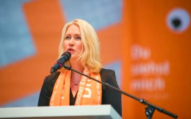 Manuela Schwesig Suffers From Breast Cancer