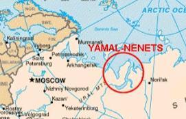 projet gazier Yamal