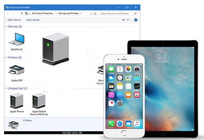 Apple Mobile Device Recovery Mode Driver