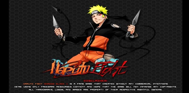 Naruto Fight Shadow Blade X Apk