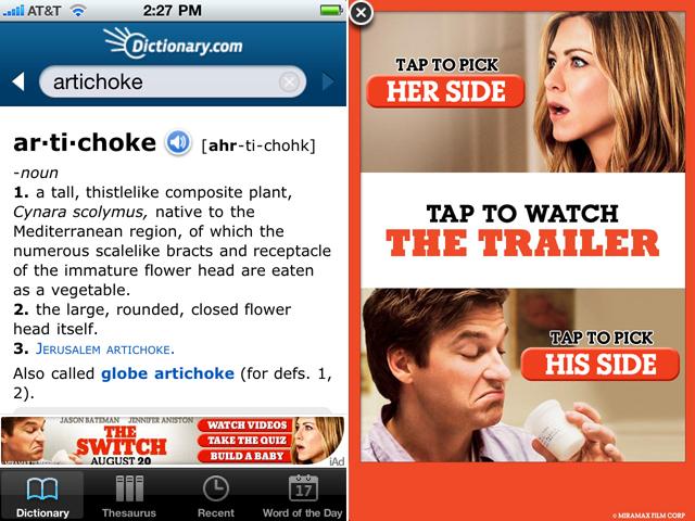 iphone ads