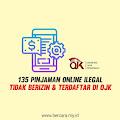 135 Daftar Pinjaman Online Pinjol Ilegal Terbaru 2021