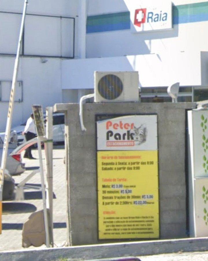 Peter Park Estacionamentos