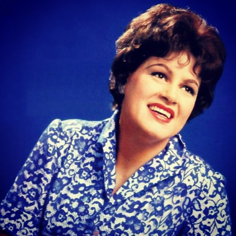 """Patsy Cline grababa en 1961, """"Crazy""""."""