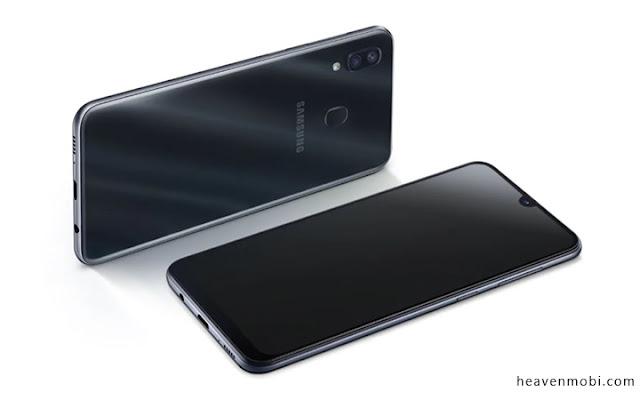 Samsung-A30-Design