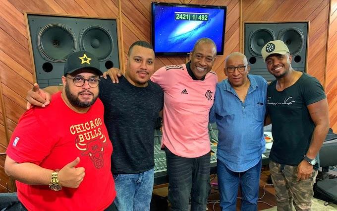 Grupo Só Kurtição vai gravar com Wilson Prateado