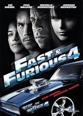 Fast and Furious 4 (2009) Dual Audio Hindi 480p BluRay 300MB