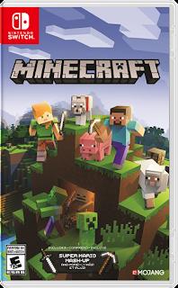 Minecraft Switch XCI NSP