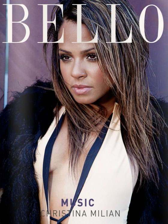 Christina Milian Bello