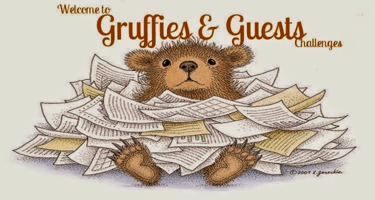 Gruffies and Guests Challenge Blog