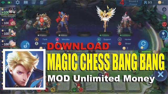 Magic Chess Bang Bang MOD APK Unlimited Money