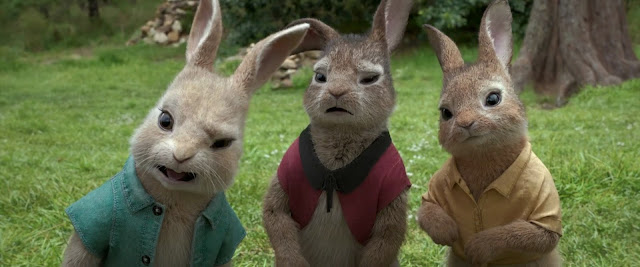 Las Travesuras De Peter Rabbit imagenes 1080p