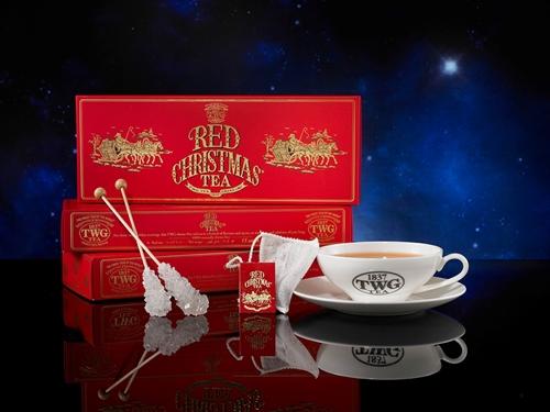 TWG Red Christmas Tea
