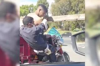 """الأمن يوقف 3 متورطين في حادثة """"التريبورتور"""""""