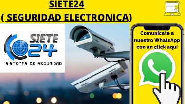 SIETE 24 SEGURIDAD ELECTRONICA (LA PAZ)