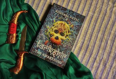 "An enchanting blend of history and mythology   ""Tarikshir"" by Khayaal Patel"