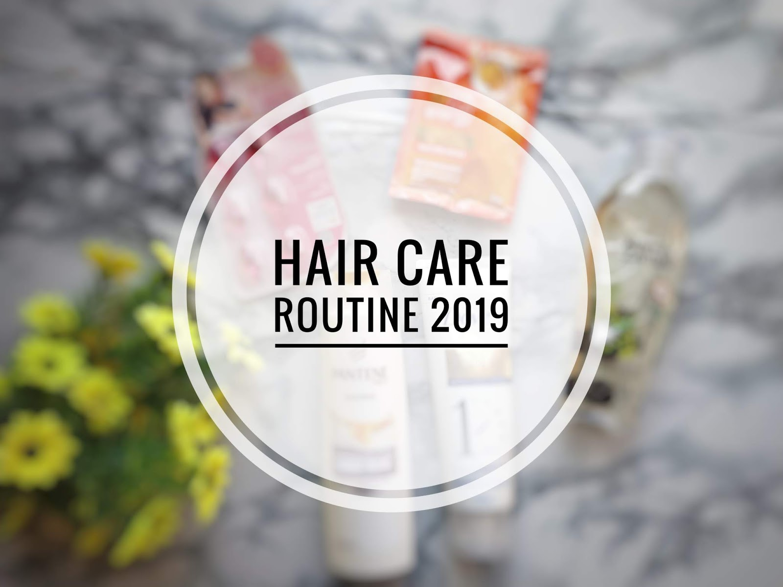 Hair Care Routine 2019 Rambut Kering Dan Ngembang Friday Girl