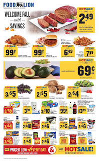 ⭐ Food Lion Ad 9/23/20 ⭐ Food Lion Weekly Ad September 23 2020