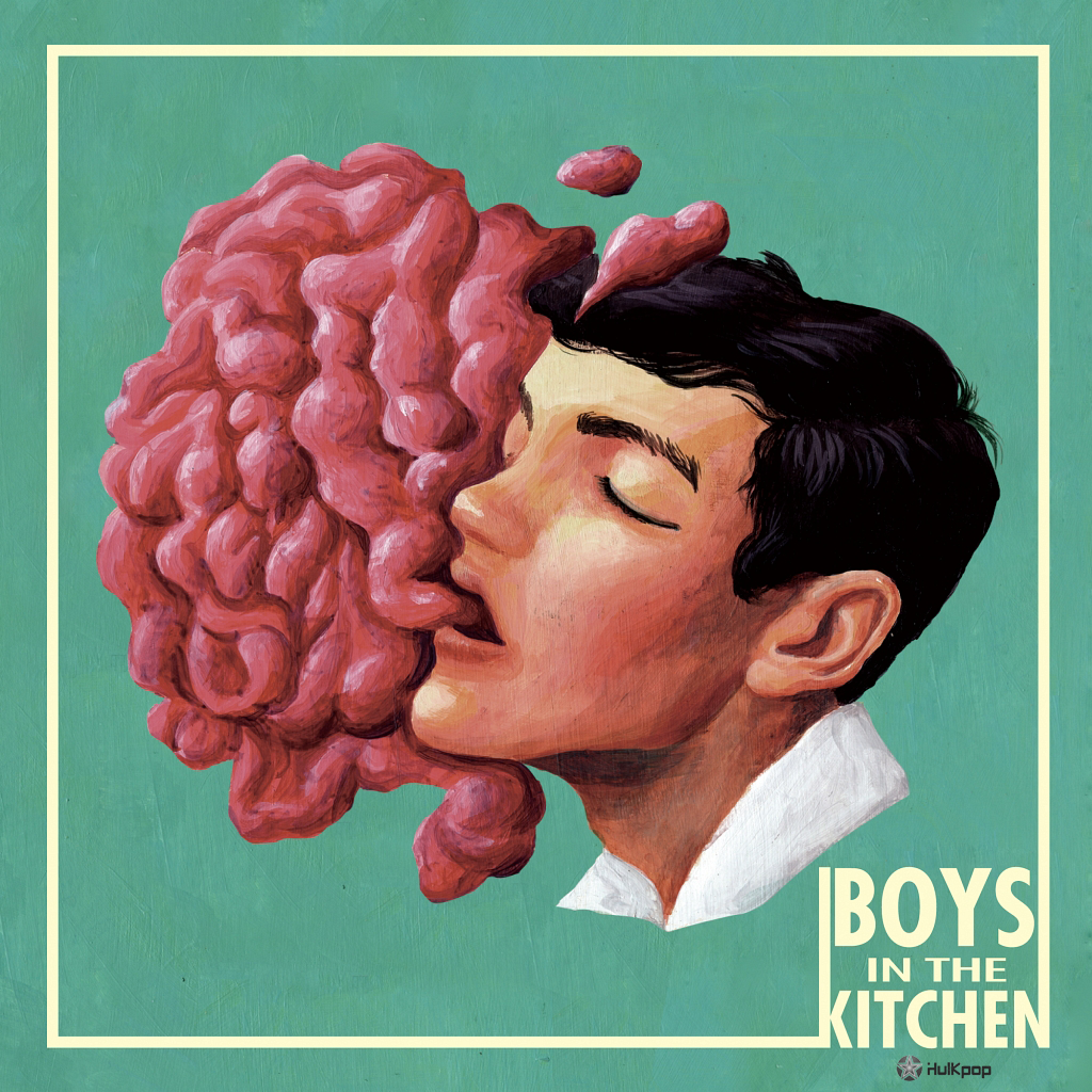 Boys In The Kitchen – Boys In The Kitchen – EP