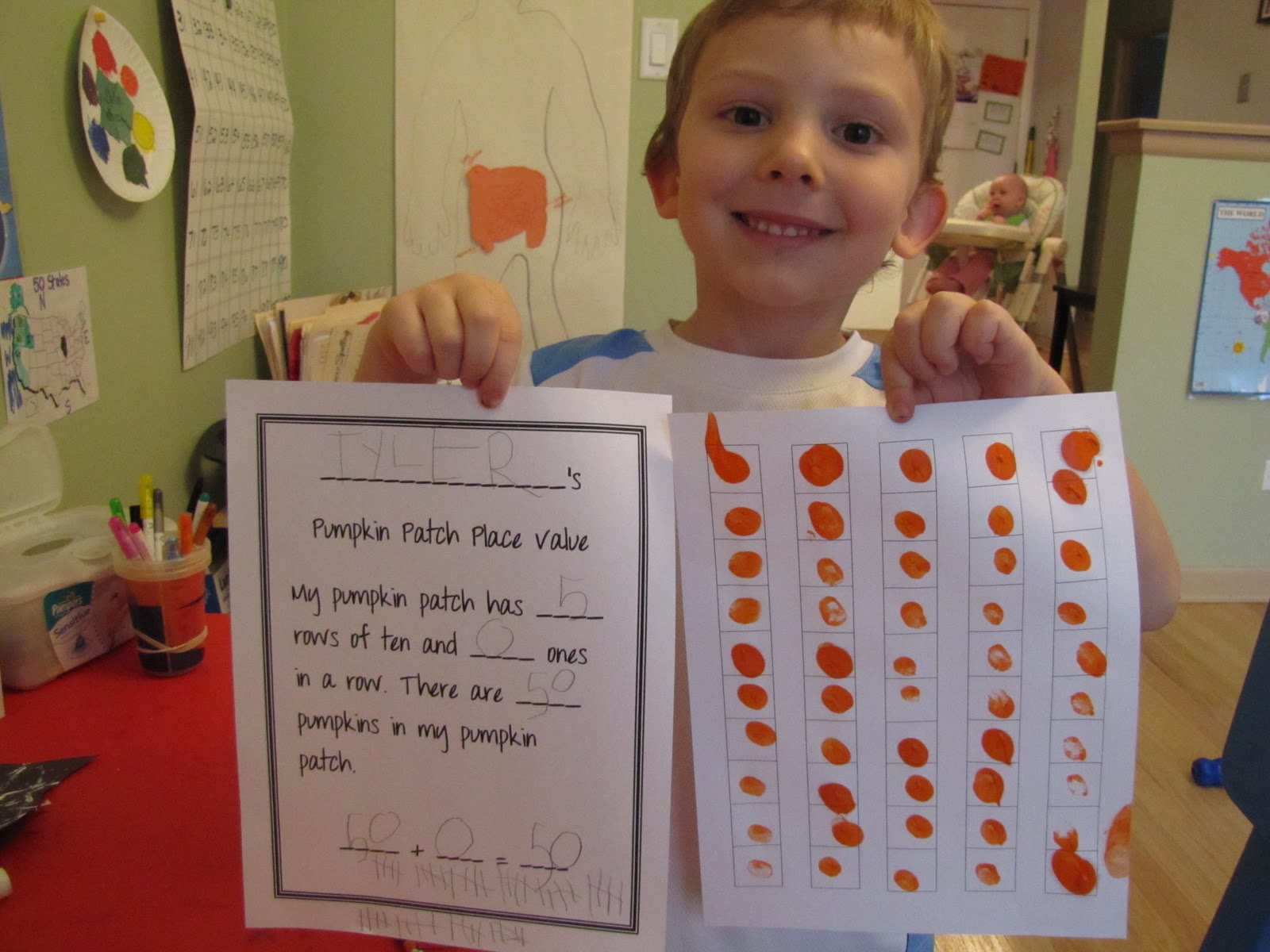 K4 Learning At Home Pumpkin Week