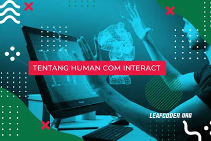 Overview Human Computer Interaction (HCI)