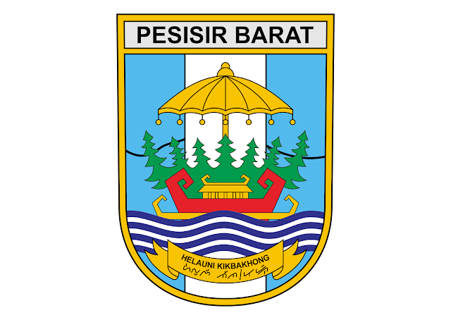 Logo Kabupaten Pesisir Barat Vector / CorelDraw (CDR)