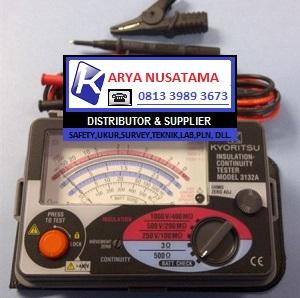 Jual Digital Insulation Analog Kyoritsu 3132a di Surabaya