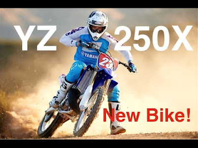 2016 Yamaha YZ250X Wallpaper
