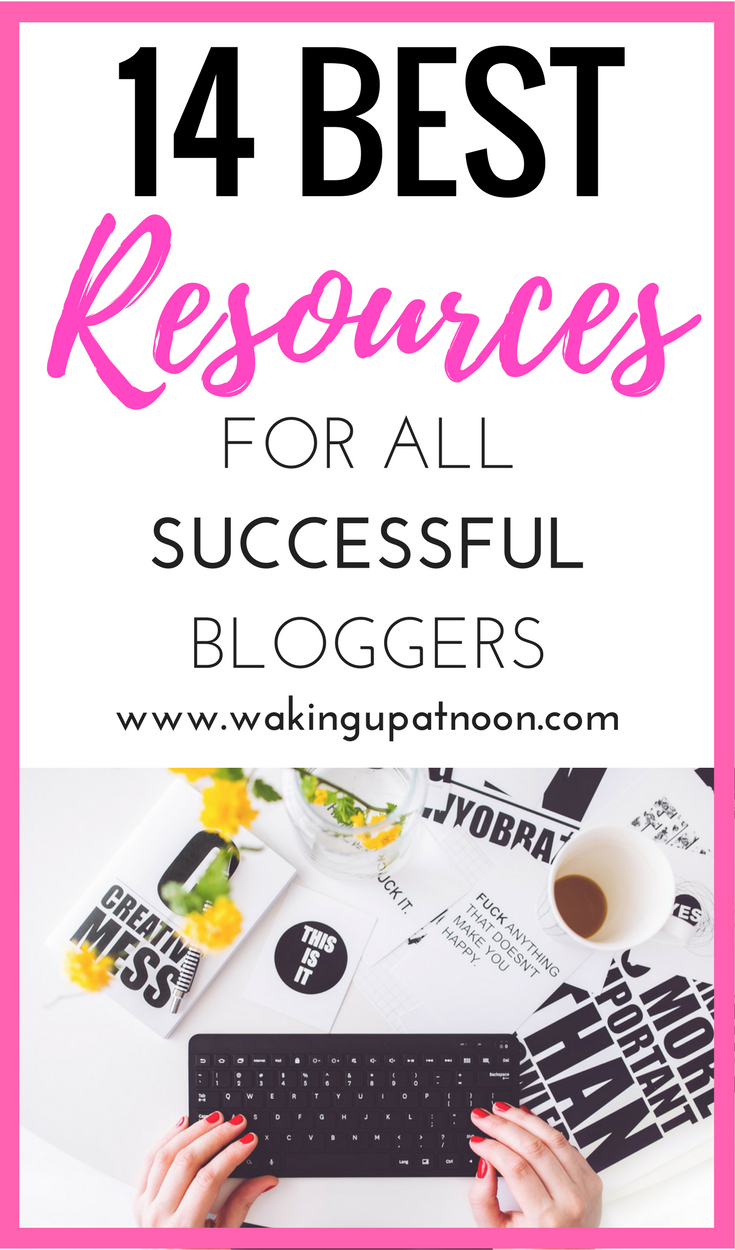 helpful resources for bloggers, blogger tips, blogging advice, blogging recommendations, best courses for bloggers, blogger affiliate programmes, how to make money blogging