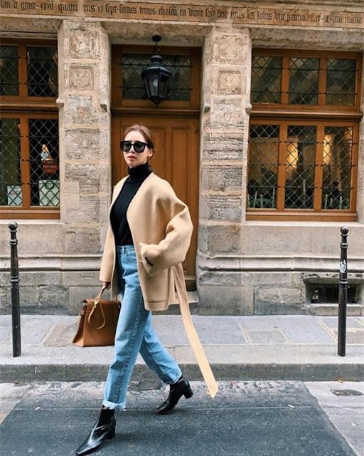 Những kiểu áo khoác vừa giữ ấm vừa nổi bật trong mùa Đông 2019 - 10