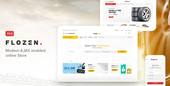 Best WooCommerce AJAX WordPress Theme