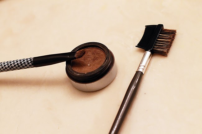 Brow Tips from A Good Hue