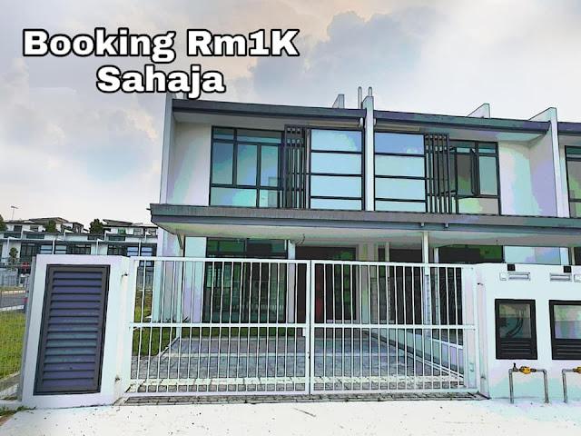 Rumah Baru Siap Untuk Dijual Di Masai Johor Bahru Mia Liana