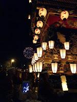Chichibu Night Festival fireworks