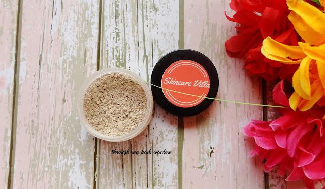 Skincare Villa Coffee Mud Mask: Review