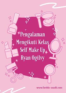 Kelas Self Make Up Ryan Ogilvy