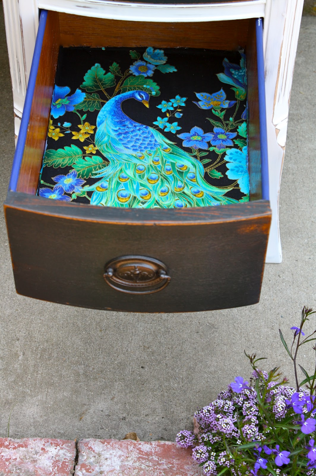 Makemeprettyagain Peacock Desk Another One