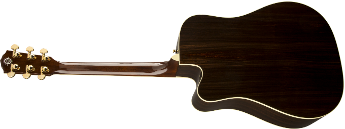 Fender TPD-2CE Dreadnought