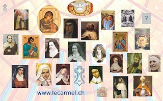 Saints du Carmel