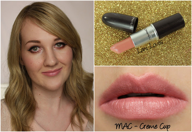 MAC Creme Cup lipstick swatch