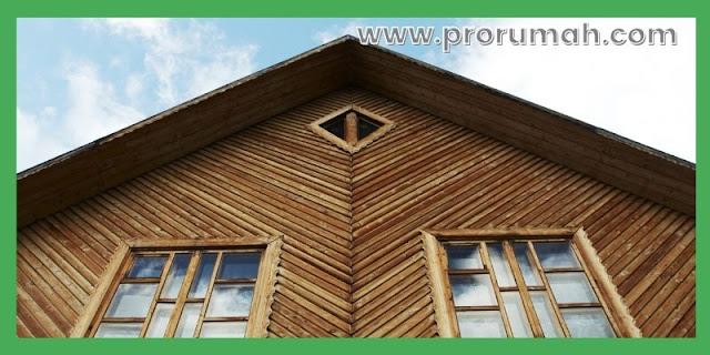 keunggulan rumah kayu - dapat meningkatkan nilai estetika