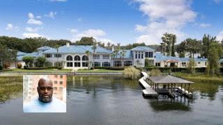 Shaquille O'Neal vende por 16,5 millones su mansión de Orlando